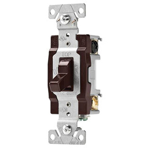 CWD CS220B 2P 20A COMM SWITCH SWITCH TOGGLE DP 20A 120/277V SWIRE BR SWITCH