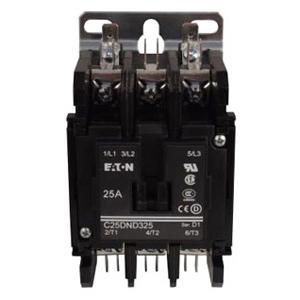 C-H C25DND340A 3P 40A CONTACTOR