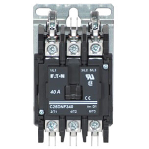 C-H C25DNF340B 3P 40A CONTACTOR