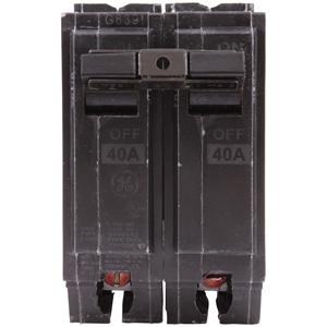 GE THQL2140 2P 40AMP CIRC BREAKER