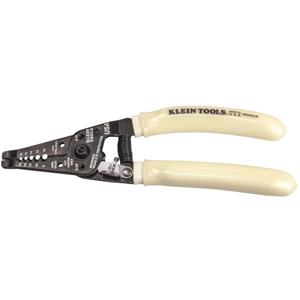 KLEIN 11054GLW GLOW-IN-THE-DARK WIRE STRIPPER/CUTTER
