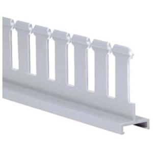PAN SD3H6 Slotted Divider Wall, PVC