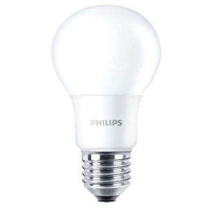*DISC* PHI 45550-1 PHI 8.5A19 8.5W 2700K A19 MED BASE LED LAMP NON-DIMMABLE