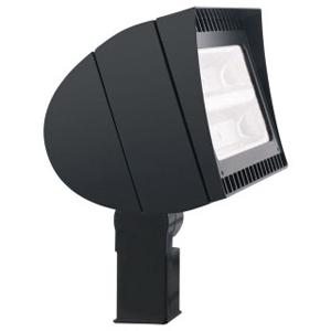 RAB FXLED150SF FLEXFLOOD 150W COOL LED SLIPFITTER BRONZE