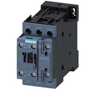 ITE 3RT2026-1BB40 25A 480V IEC CONTACTOR 24V DC COIL