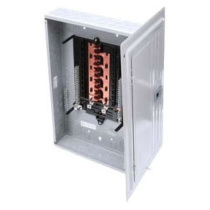 ITE P2020L1125CU 125A MLO 1PH Load Center 125A Cu Bus 20 Circuit
