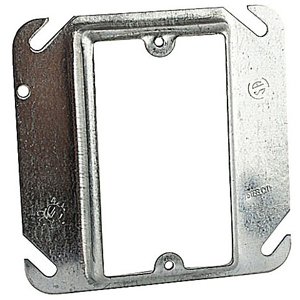 SC 52-C-14-5/8 4IN SQUARE ONE DEVICE 5/8IN RAISED COVER