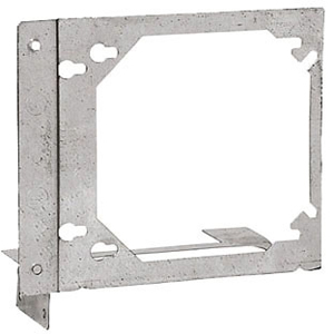 T&B SSF-SH2346 Dry Wall Box Support Mounting Bracket 4in Sq & 4-11/16in Box to 2, 3, 4 & 6in studs