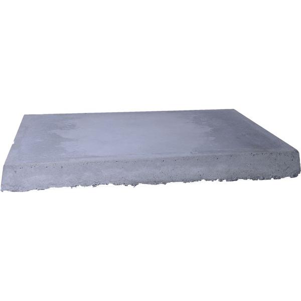 24 X 36 X 3 Lightweight Equipment Pad, Concrete