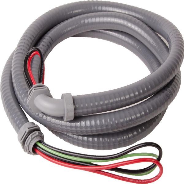3/4 X 6 Heat Pump Whip Connector, Non-Metallic