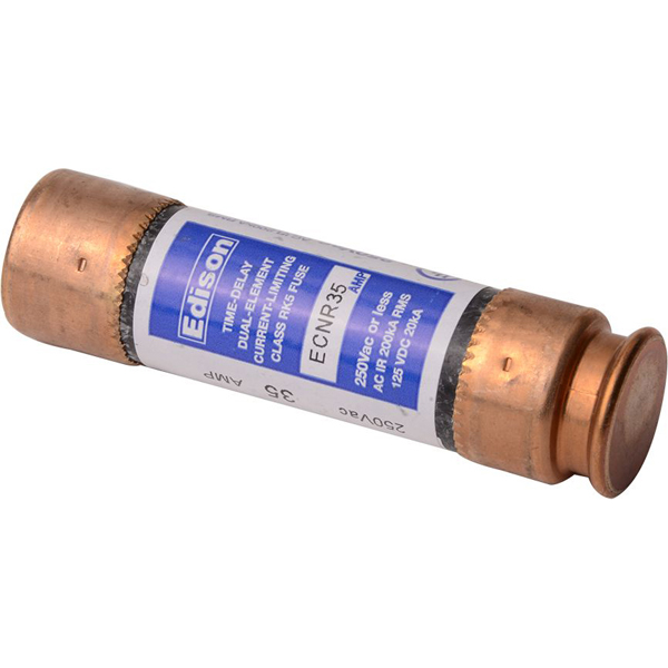 35 A Dual Element Time Delay Fuse - Class RK5, 250 V