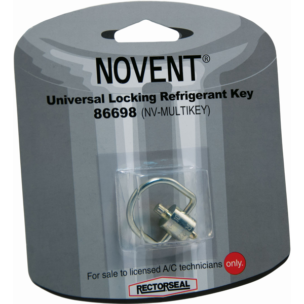 Locking Refrigerant Cap Multi Key