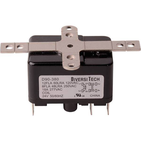 SPST 1NO-1NC General Purpose Relay - 18 A
