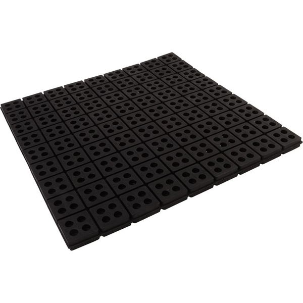 18 X 18 Anti Vibration Pad, Rubber