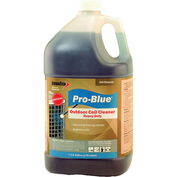Coil Cleaner - Pro-Blue, 1 Gallon Can