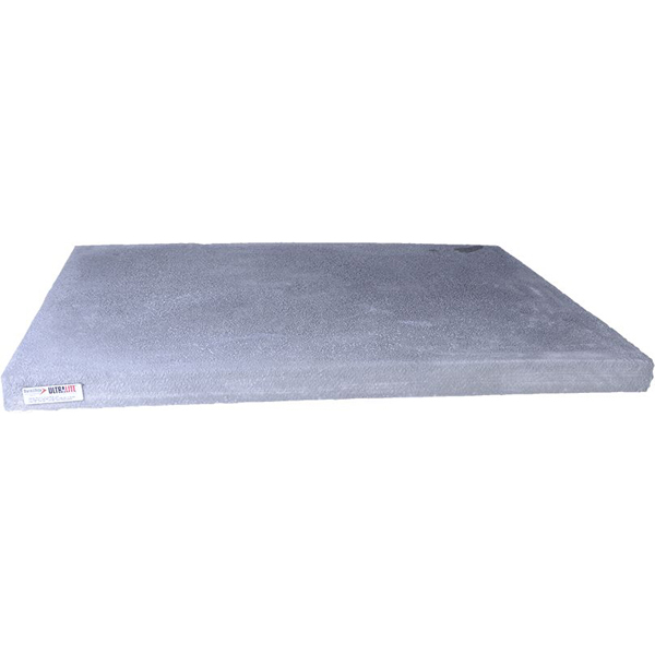 "36 X 42 X 3"" Lightweight Equipment Pad, Concrete"