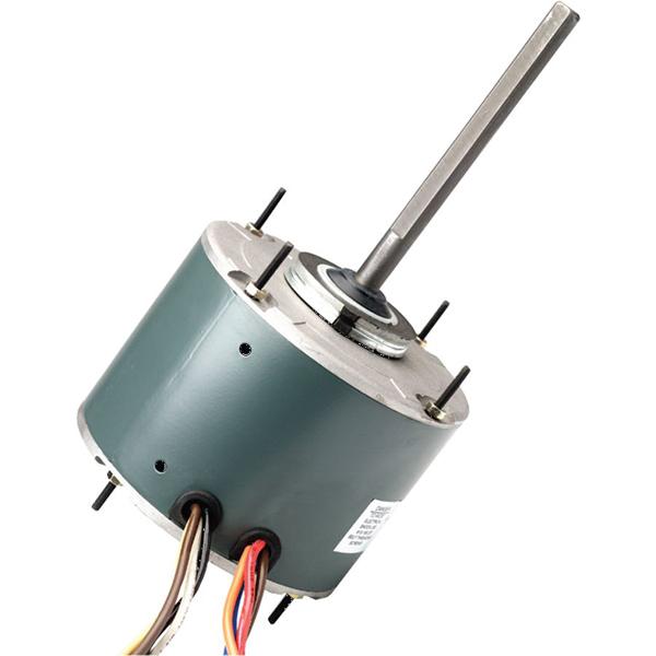 1/4 HP Shaft Up/Shaft Down/Belly Band Mount Condenser Fan Motor