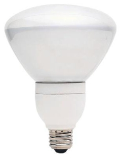 GE 47479 FLE26/2/R40XL/CD 26W R40 INDOOR REFLECTOR STYLE COMPACT FLUORESCENT LAMP WITH SCREW-IN BASE