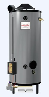 RHE G100-200 COMMERCIAL GAS WATER
