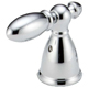 Delta H216SS Faucet Victorian, Two Metal Lever Handle Kit, Stainless