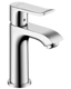 Hansgrohe 31088001 Metris 1.2 GPM Deck Mounted Single Hole Bathroom Faucet with Eco Right, Quick Clean, and Comfort Zone Technologies