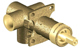 Moen 3372 M-Pact Three Function 1/2-Inch Cc Transfer Valve