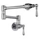Brizo 62810LF-PC Traditional Wall Mount Pot Filler Faucet