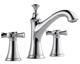 Brizo 65305LF-PCLHP Baliza Less Handles Widespread Lavatory Faucet