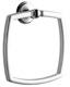 Brizo 694685-PC Charlotte Towel Ring