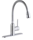 Elkay LK2500CR Chrome Everyday Single-Lever Pursuit Flexible Spout Laundry/Utilty Faucet