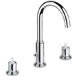 Grohe 20069000 Atrio 2-Handle High Spout Kitchen Faucet