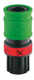 Grohe 46315000 Quick Coupling (Green)
