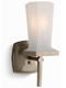 Kohler K-16268-BV Margaux Single Sconce