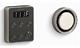 Kohler K-5557-BN Invigoration Series Steam Generator Control Kit, Vibrant Brushed Nickel