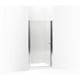 Kohler K-702416-L-SH Fluence Frameless Pivot Shower Door With Clear 1/4