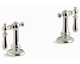 Kohler K-98068-9M-SN Artifacts Bathroom Sink Swing Lever Handles