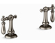 Kohler K-98068-9M-VNT Artifacts Bathroom Sink Swing Lever Handles