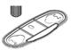 Moen 100683 Manufacturer Replacement Part, Chrome