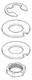 Moen 101039 Manufacturer Replacement Part, Chrome