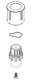Moen 104233 Manufacturer Replacement Part, Chrome
