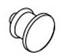Moen 104419 Part Plug Button & Set Screw Roman Tub And Shower Asceri