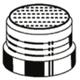 Moen 104534 1.5 Gpm Commercial Aerator Laminar Flow