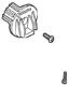 Moen 116653 Posi-Temp Handle Adapter Kit