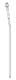 Moen 116692BN Lift Rod Kit -