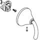Moen 136196BN Handle Adapter Kit - Stainless