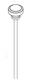 Moen 137389BN Lift Rod Kit - Brushed Nickel