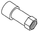 Moen 13797 Part Cartridge, Nut Mn Two Handle Tub And Shower