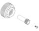 Moen 147211 Spline Adapter & Screw Kit, N/A