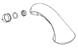 Moen 163248ORB Universal Basic Accessories Wand Kit