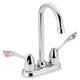 Moen 8938 Commercial Bar Faucet Included Handles